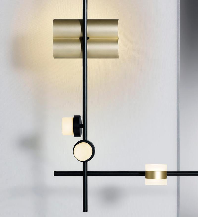 Светильники Typography от Rakumba
