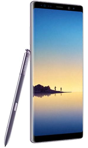 Samsung Galaxy Note 8 в оригинале