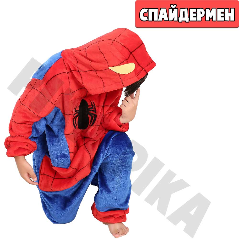 Кигуруми Человек Паук