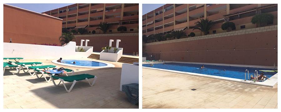 Вилла с бассейном на Тенерифе