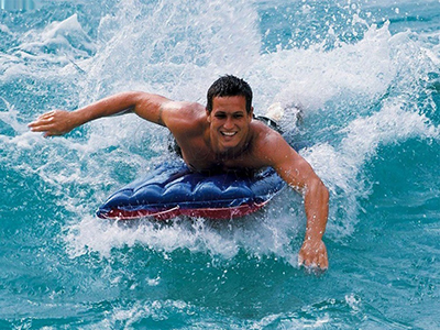 Фото надувной матрас для плавания