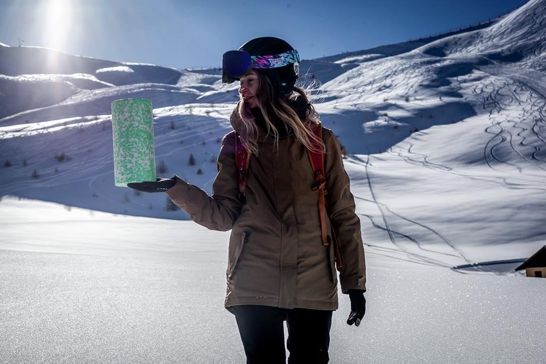 Підготовка до катання на лижах з ролом BLACKROLL