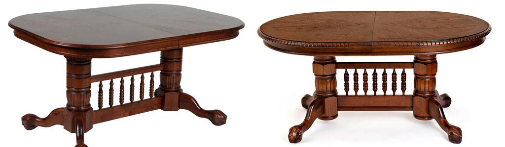 Всегда в наличии раздвижные столы Малайзии из лучших пород дерева