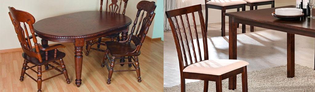 Всегда в наличии столы Малайзии, сделанные из массива лучших пород дерева!