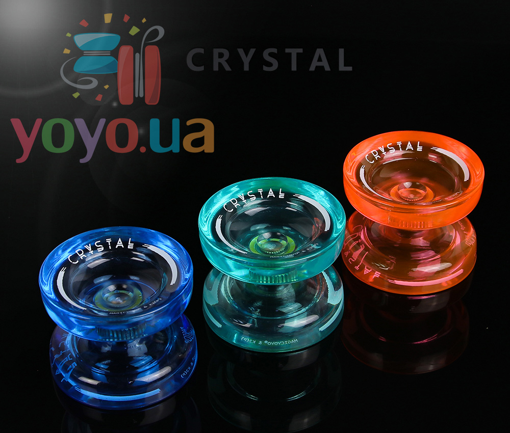 Magicyoyo Crystal йо-йо k2p