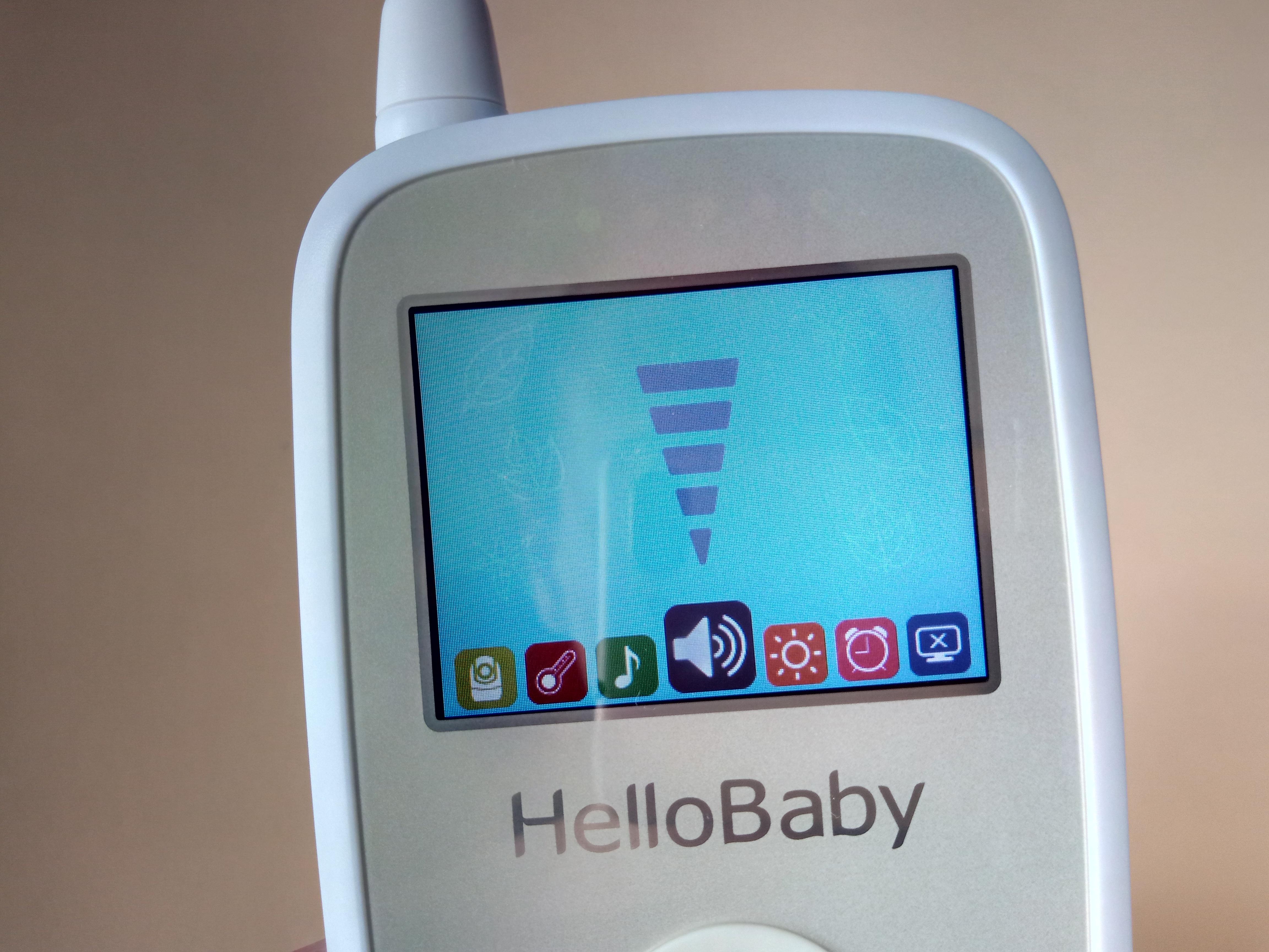 Видеоняня HelloBaby HB248 купить