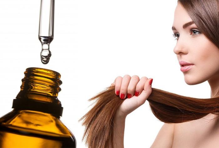 Краплі від випадіння волосся