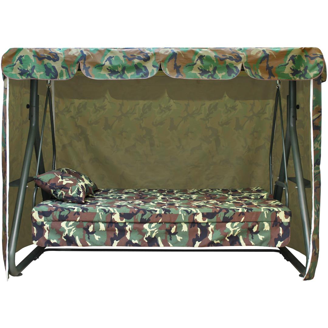 Камуфляж кровать