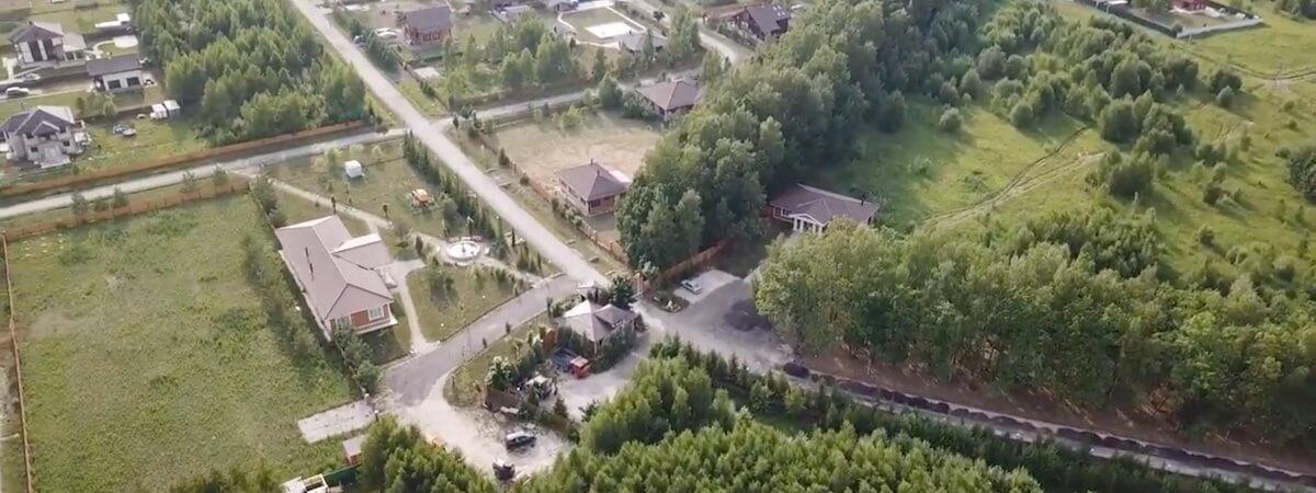 Поселки по Симферопольскому шоссе