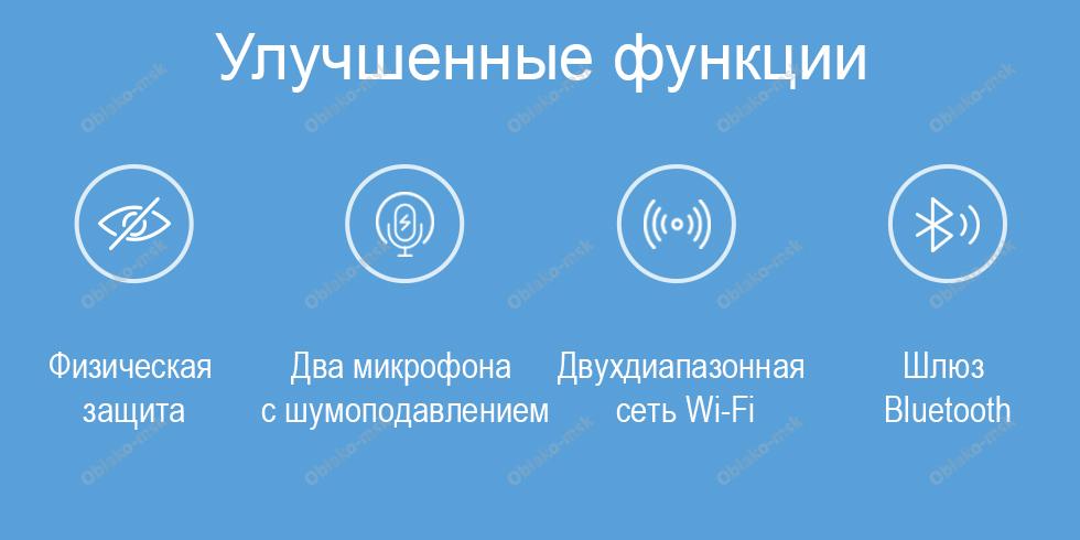 Xiaomi  Mi 360° Home Security Camera 2K Pro IP-камера видеонаблюдения  RU EAC