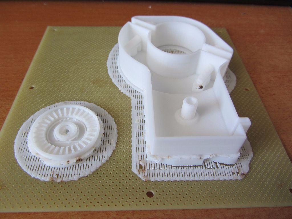 эпоксидка 3д принтер