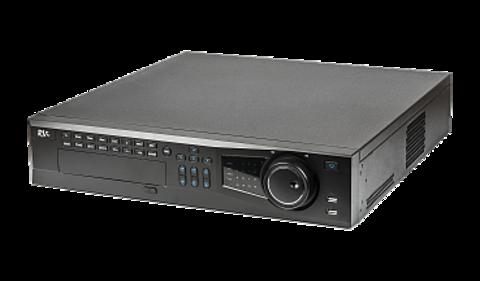 Новый IP-видеорегистратор RVi-IPN16/8-4K V.2  с поддержкой разрешния 4K