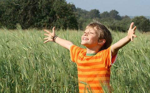 Как вырастить счастливым своего ребенка