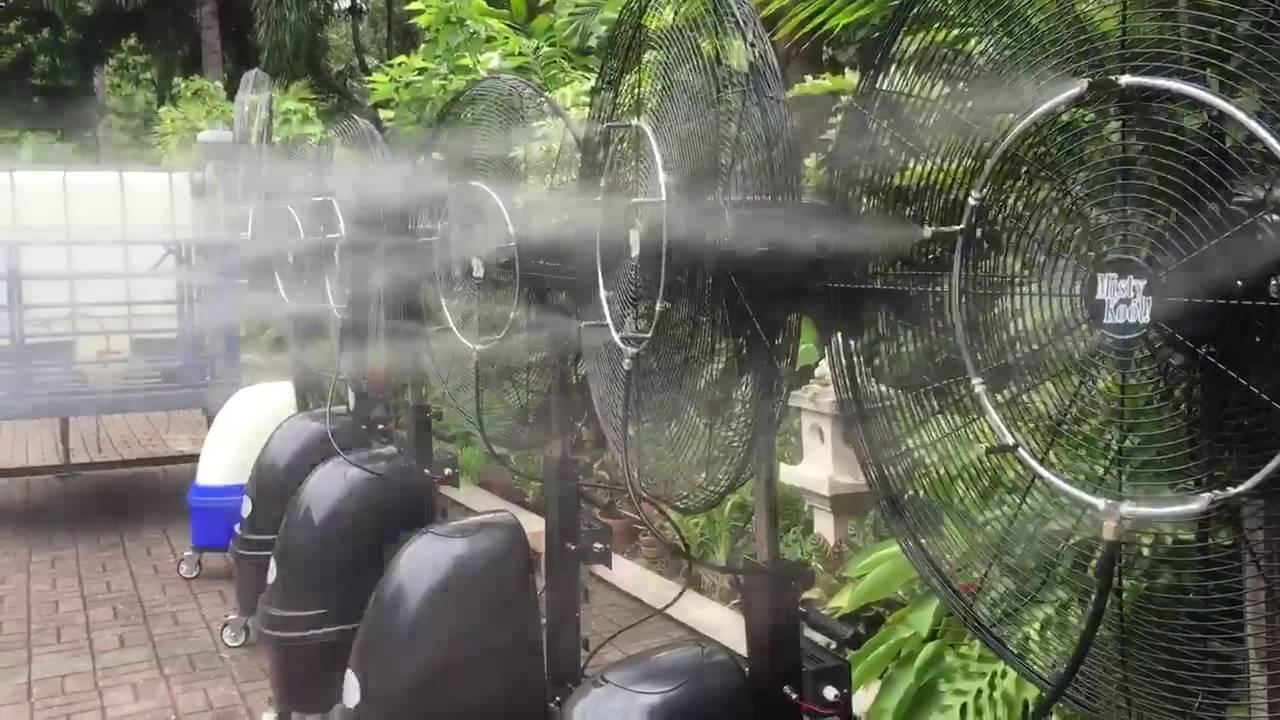 Генератор тумана запатентовал филиппинский изобретатель