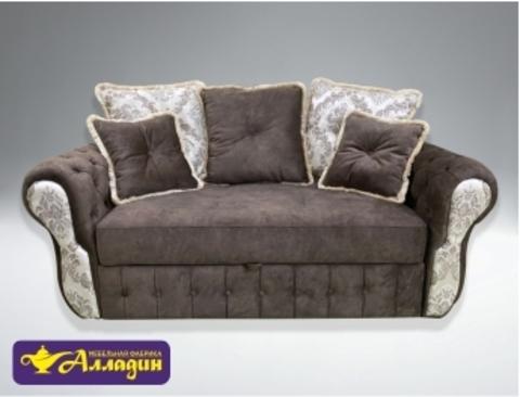 Изысканный, надежный и комфортный диван Эдем.