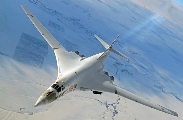 Стартовало производство ракетоносца Ту-160М2