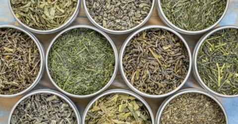 Категории чайного листа