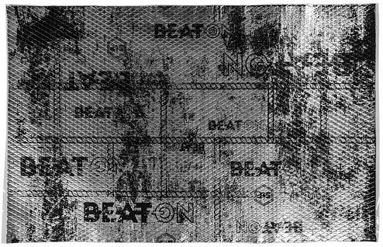 Beat-on - виброизоляция (Новинка)