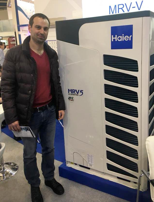 Инновации от HAIER