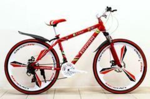 Последствия покупки велосипеда на литых дисках