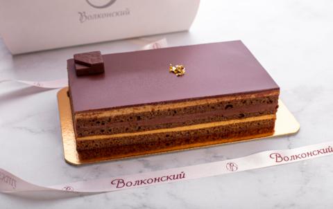 Новинка кафе-пекарен «Волконский» - торт