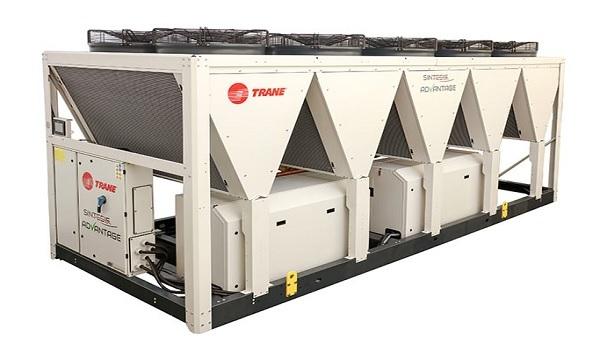 Trane модернизировала тепловые насосы Sintesis Advantage