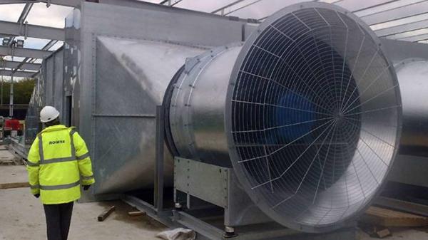 Промышленная вентиляция и рынок – итоги, тенденции
