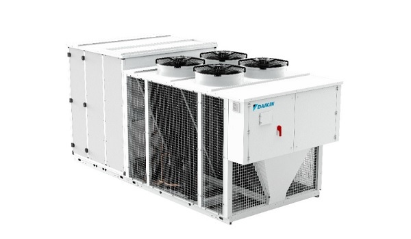 Daikin запускает производство крышных кондиционеров UATYA-BBAY1