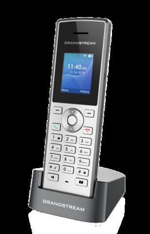 Grandstream расширяет линейку портативных Wi-Fi телефонов. Новая модель - WP810