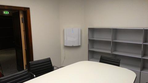 Бризер в офисе