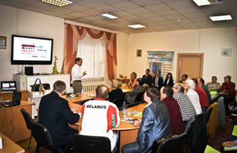 Eaglesportsmed провел в Минске семинар