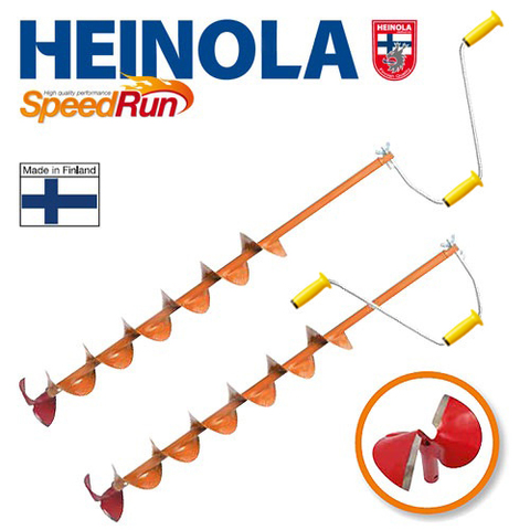 Обзор серии Heinola SpeedRun Classic