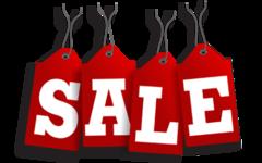 Распродажа на майские праздники 2016