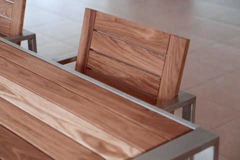 TRIF-MEBEL | Manufacture Of Outdoor Furniture From Thermal Wood