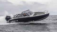 Первый  Voyager 700 Open c Mercury 250 в Fishmaster