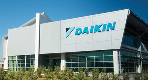 Daikin наращивает энергоэффективность чиллеров