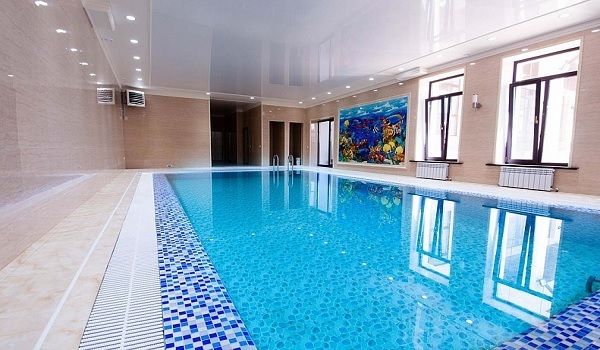Вентиляция бассейна модулем Pool