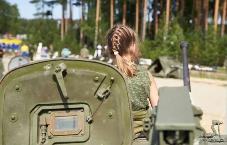 Международное сообщество приступило к разоружению детей