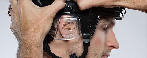 Как правильно подобрать хоккейный шлем?