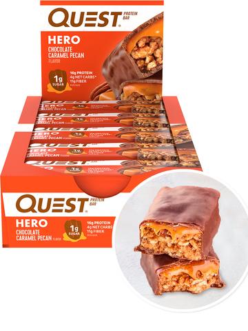 MEGA SALE до 60% на протеиновые батончики Quest Bar и Quest HERO