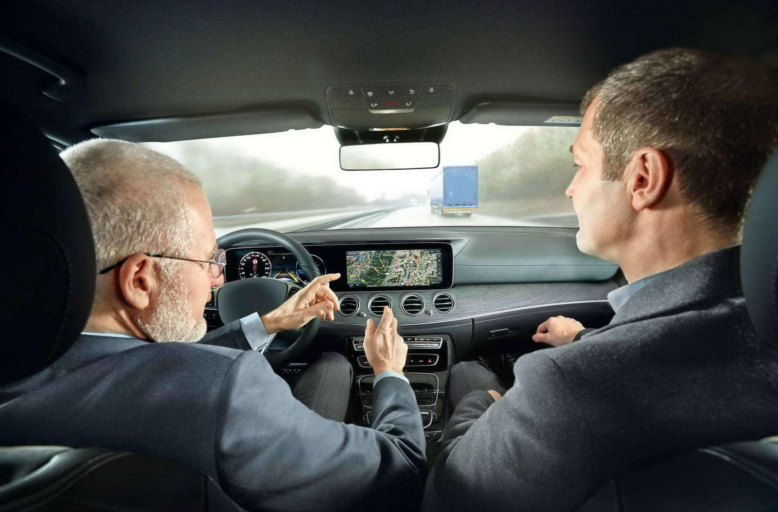 Eberspaecher обеспечивает безопасность для автономного вождения