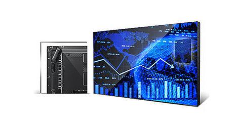 Дисплеи Samsung серии UEC