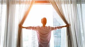 IKEA завершает разработку штор, очищающих воздух