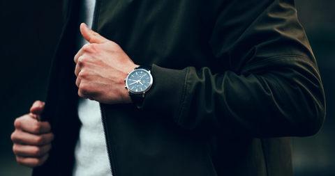 Самые популярные марки наручных часов