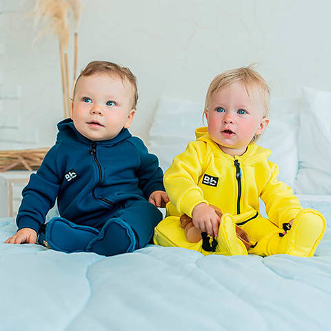 Bungly Jumpsuits For Babies