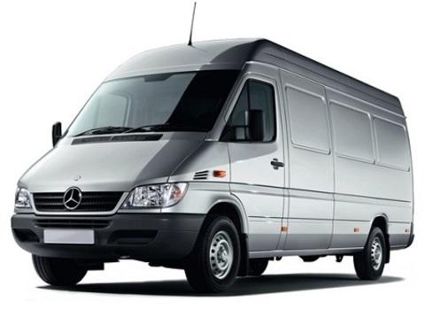 Установка пневмоподвески на Mercedes-Benz Sprinter Classic