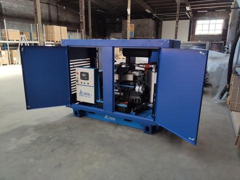 ДГУ 60 кВт для резерва производства в г. Самара
