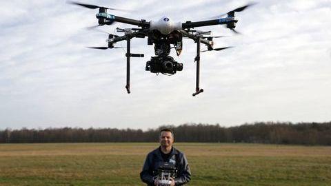 Разрешено выполнять полёты беспилотника без подачи плана полёта
