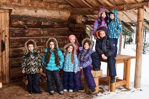 Наличие зимних комплектов Premont