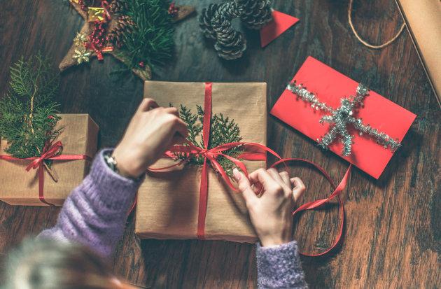 Снегопад подарков от Open Bazar!